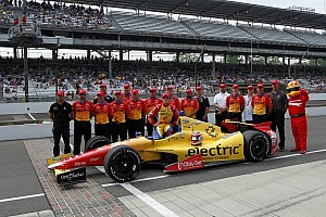 IndyCar Commentary Indianapolis 500: No such thing as an