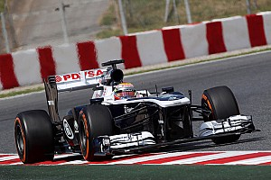 Formula 1 Breaking news Williams could switch to Mercedes power - report