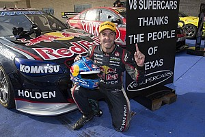 V8 Supercars Breaking news Debut US V8 Supercar event a big hit