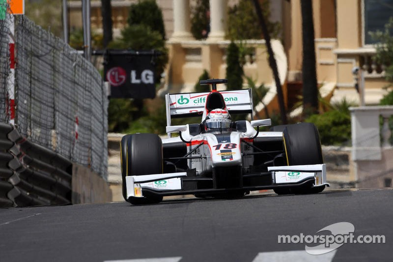 Historic win on Race 2 in Monaco for Stefano Coletti