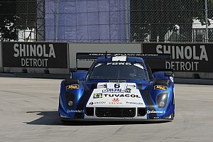 A seventh place position was not enough for the Michael Shank Racing in Detroit