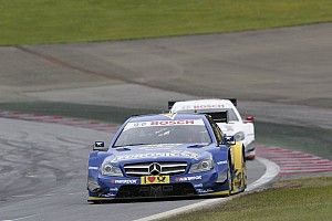 Gary Paffett after the race at Red Bull Ring