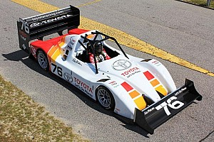 Hillclimb Testing report Toyota electric race car hits testing targets for Pikes Peak