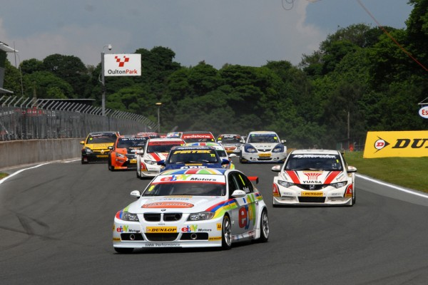 UK's premier motor sport series prepares for Oulton Park outing
