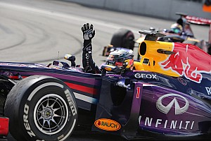Vettel wins effortlessly in Canada using a two-stop strategy