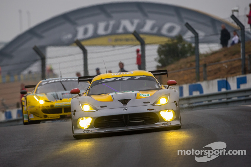 The future comes to Le Mans: The Viper GTS-R strikes again