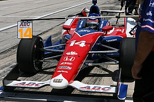 Honda: Sato shines mid-race at Milwaukee