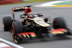 Formula 1 Breaking news New partner for Lotus: Infinity Racing purchases 35 percent of F1 team