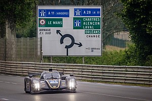 Lotus Praga LMP2 statement released