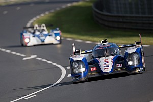 Le Mans Qualifying report Toyota Racing to start fourth and fifth at Le Mans