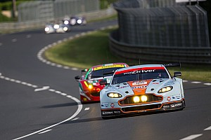 Le Mans Qualifying report Pole Position for Young Driver AMR at Le Mans