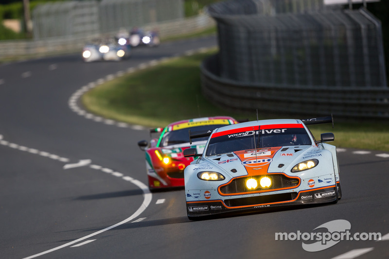 Pole Position for Young Driver AMR at Le Mans