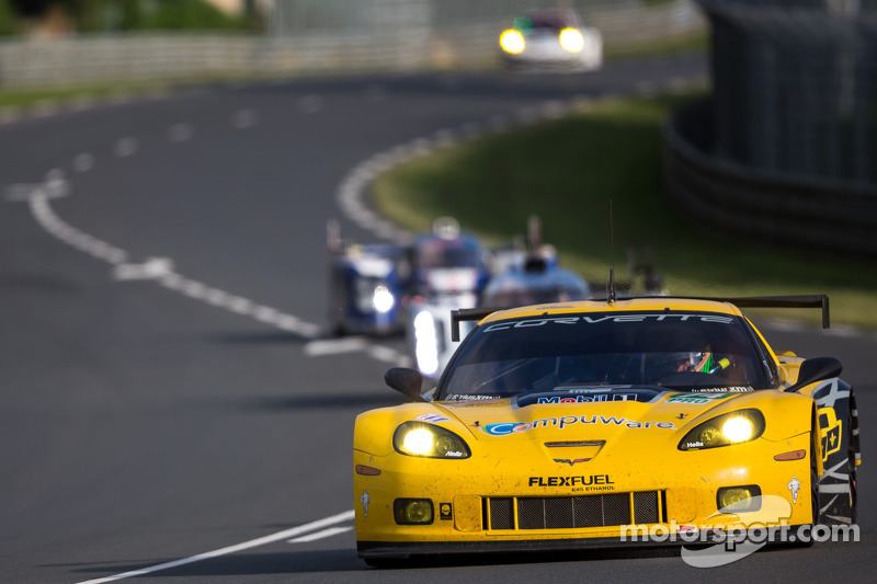 Frustrations at Le Mans hamper qualifying performance for Gavin and Corvette