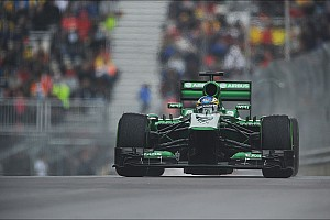 Formula 1 Breaking news Pic 'waiting' for 2014 Caterham-Renault contract