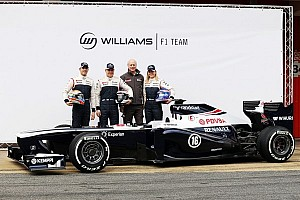 Williams celebrates 600 races at the British Grand Prix