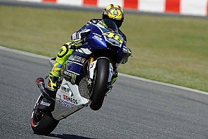 Yamaha prepare for historic TT Assen