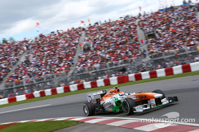 Sutil, di Resta eye better teams for 2014
