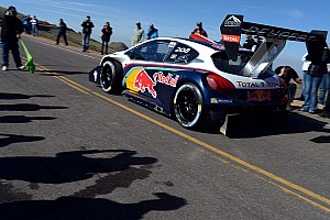 Sébastien Loeb will be attempting to make history with the 208 T16 Pikes Peak