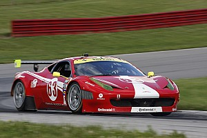 Grand-Am Race report Scuderia Corsa takes top five finish at Six Hours of The Glen