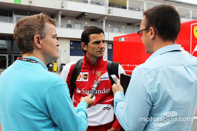 Drivers to 'think' before F1 boycott - de la Rosa