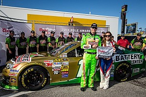 NASCAR Sprint Cup Qualifying report Kyle Busch claims pole for Daytona 400