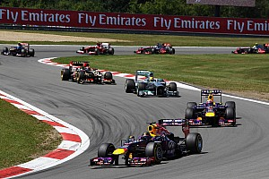 Formula 1 Race report Victory for Red Bull's Vettel in Germany