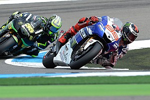 Yamaha prepares for the motorrad Grand Prix Deutschland