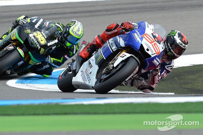 Yamaha prepares for the motorrad Grand Prix Deutschland
