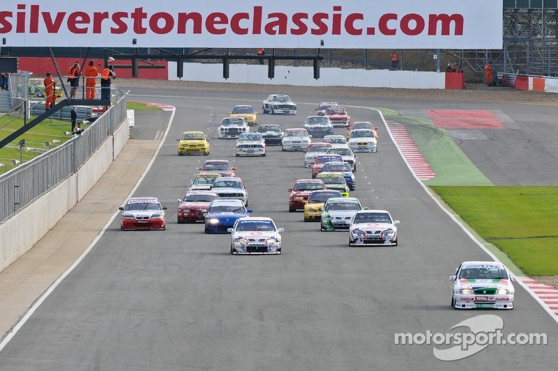 Brands Hatch set to relive the BTCC golden ages