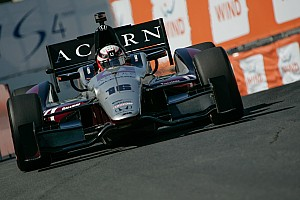 IndyCar Race report Rahal Letterman Lanigan Racing gets 12th and 20th in Toronto's Race 1