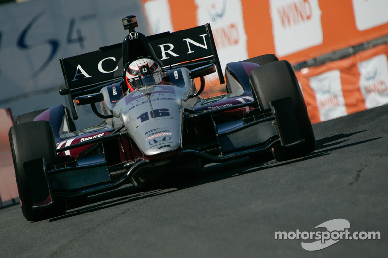 Rahal Letterman Lanigan Racing gets 12th and 20th in Toronto's Race 1
