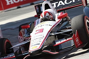 IndyCar Race report Penske's Castroneves maintained his lead in the series standings at Toronto