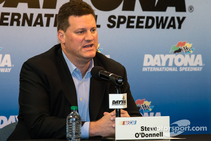 Innovation, technology to drive NASCAR's future