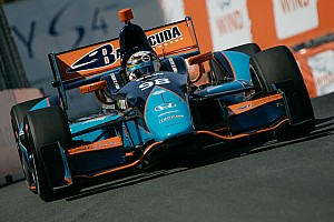 IndyCar Race report Barracuda Racing back with a top ten finish in Toronto