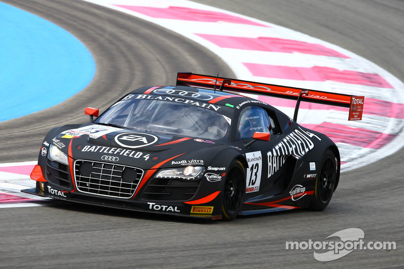 Audi teams aim for third victory at Spa