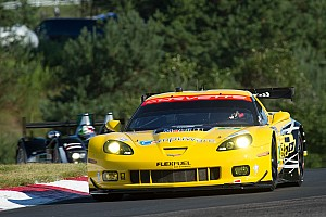 ALMS Qualifying report Corvette Racing in Canada: Second, sixth in GT qualifying