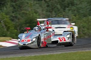 ALMS Race report DeltaWing shows speed in Canada