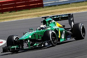Kovalainen plays down van der Garde seat rumours
