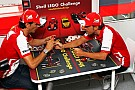 Scuderia Ferrari official driver Alonso and test driver De la Rosa launch the Shell LEGO Challenge