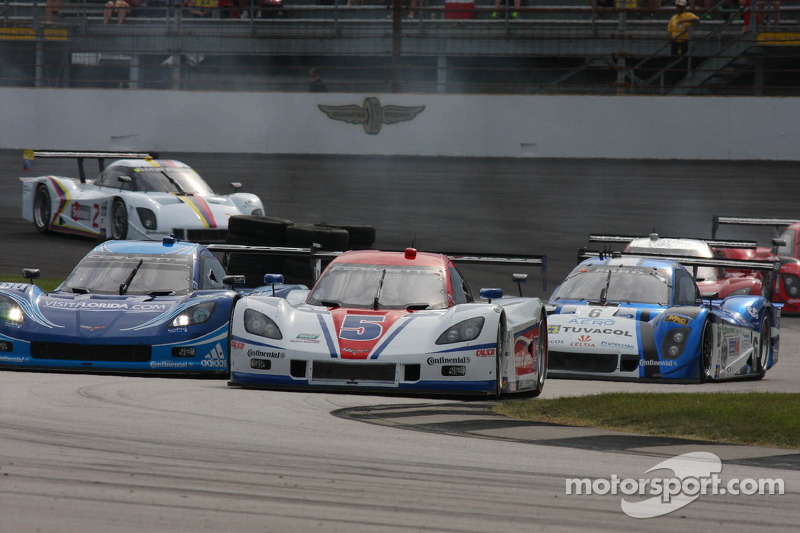 Action Express Racing faces disappointment in Brickyard Grand Prix