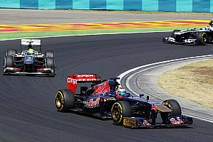 Grand-Am Race report No points for Toro Rosso at Hungaroring