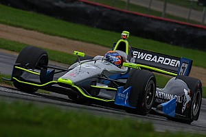 IndyCar Race report Mechanical issue leaves SFHR 23rd at Mid-Ohio