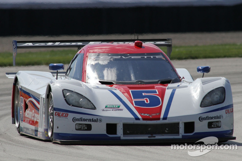 Fittipaldi fifth on grid for Action Express at Road America