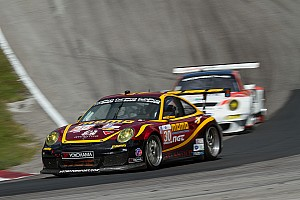 ALMS Qualifying report Sean Edwards puts MOMO NGT on front row in GTC class at Road America