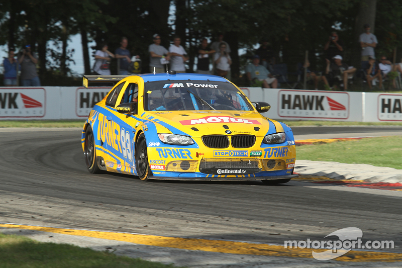Podium finish for Marsal at Road America