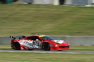 Grand-Am Race report AIM Autosport Team FXDD Racing runs well and ends seventh at Road America