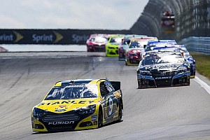 NASCAR Sprint Cup Commentary Marcos Ambrose laments the one that got away