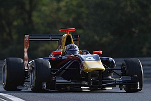 GP3 Qualifying report Sainz achieves maiden pole in Spa-Francorchamps