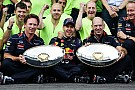 Vettel cruises to victory in Belgium