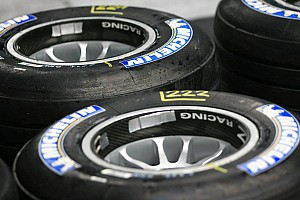 Formula 1 Rumor Michelin 'ready' for 2014 F1 tyre talks
